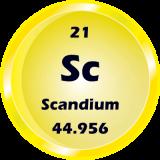 021 - Scandium