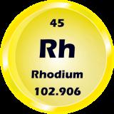 045 - Rhodium
