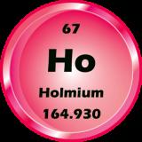 067 - Holmium
