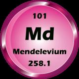 101 - Mendelevium