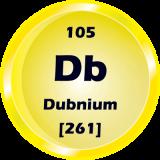105 - Dubnium