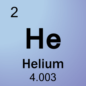Element 2 - Helium