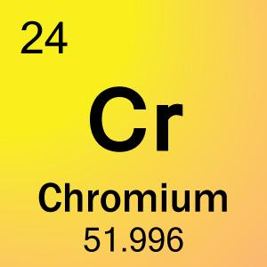 کروم (Cr)
