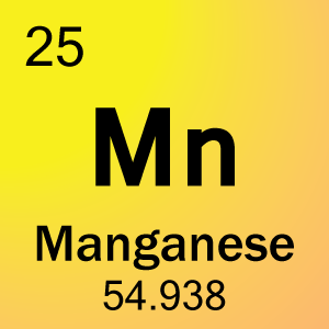 Manganese Facts Mn Or Element Atomic Number 25