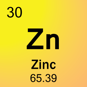 Element 30 - Zinc - Science Notes and Projects