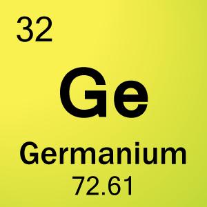 Germaniumnovakr on Period 5 Element
