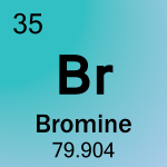 Bromine Element Cell