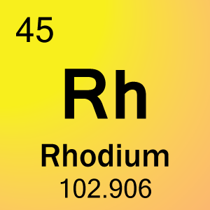 Element 45 - Rhodium - Science Notes and Projects Rhodium Element Project