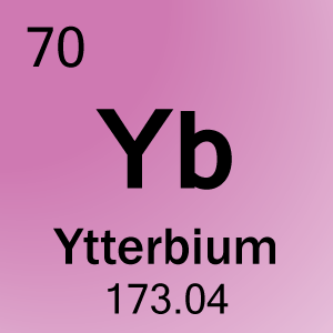 Periodic table yb periodic table table periodic yb science 70 and element notes ytterbium projects urtaz Gallery