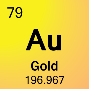 Element 79 - Gold - Science Notes and Projects
