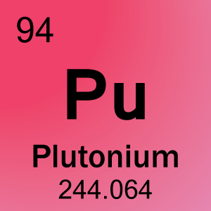 Element 94 - Plutonium - Science Notes and Projects