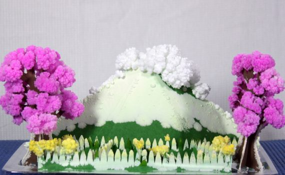 Crystal Garden (Anne Helmenstine)