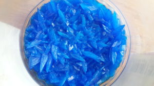 Copper Sulfate Crystals (Crystal Titan)