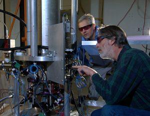NIST-F2 Atomic Clock