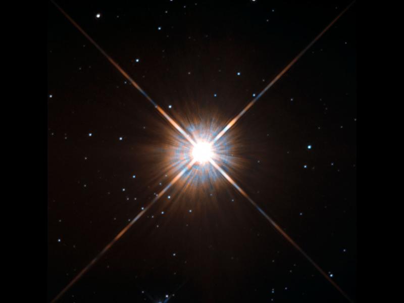 10 Closest Stars