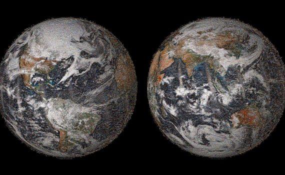 Global Selfie Mosiac