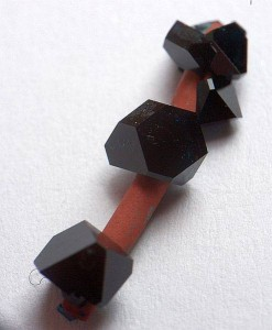 Copper Acetate Crystals