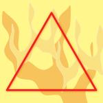Fire Alchemy Symbol