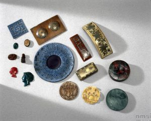Collection of Parkesine Objects