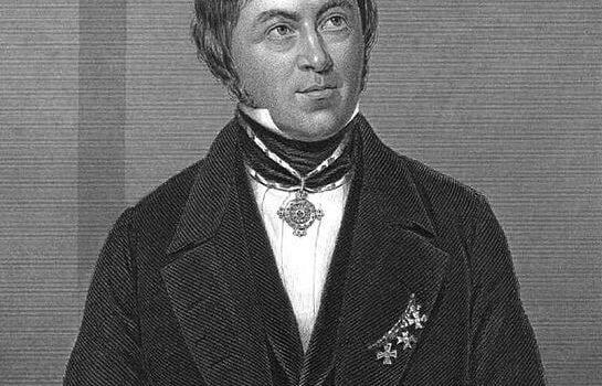 Eilhard Mitscherlich (1794 - 1863)