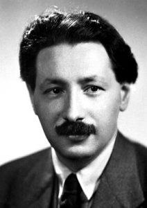 Ernst Boris Chain (1906 - 1979)