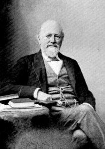 Edward Frankland (1825 - 1899)