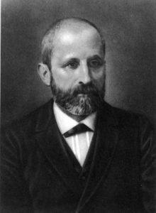 Johann Friedrich Miescher (1844 - 1895)