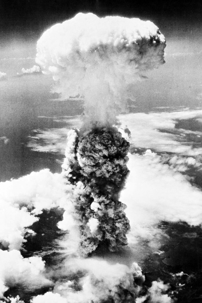an analysis of mr tanimotos account of the hiroshima atomic bombing The atomic age has begun analysis on the morning of the bombing his account lends credence kyoto and hiroshima — have not had major bombing.