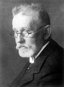 Paul Ehrlich (1854 - 1915)