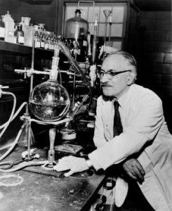 Selman Abraham Waksman (1888 - 1973)