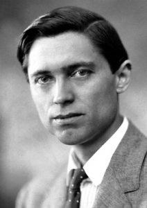 Theodor Svedberg (1884 - 1971)
