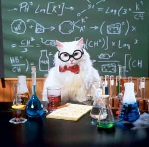 Chemistry Cat isn't the only one who knows funny chemistry jokes. People do too!
