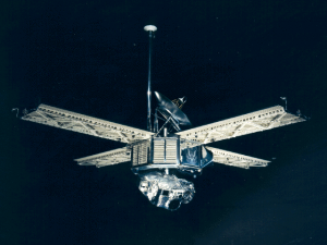 Mariner 06-07 Spacecraft