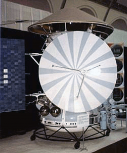 Mars 6 Spacecraft