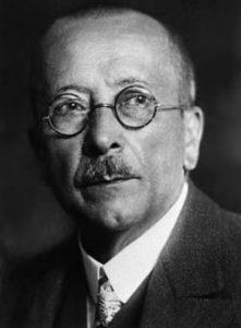 Fritz Pregl (1869 - 1930)