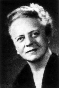 Ida Tacke Noddack (1896 - 1978)