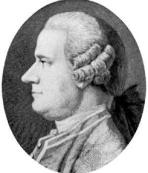 Jan Ingenhousz (1730 - 1799)