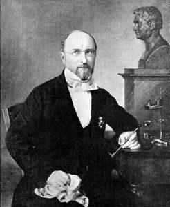 Carl Gustaf Mosander (1797 - 1858)