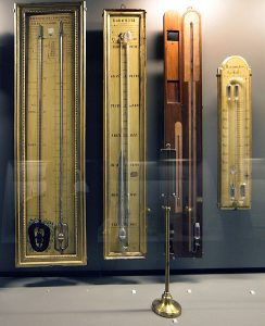 Old-barometers