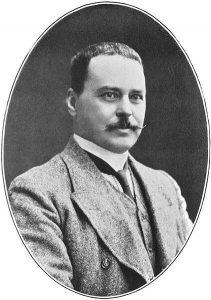 Ronald Ross (1857 - 1932)