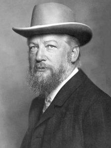 Friedrich Wilhelm Ostwald (1853 - 1932)