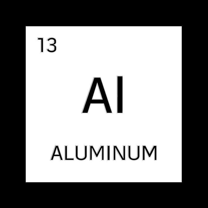 Aluminium Element Symbol