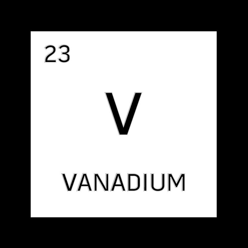 element project vanadium