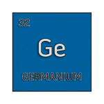 Color element cell for germanium.