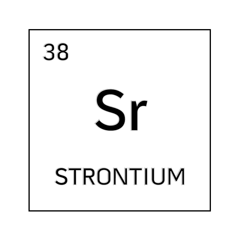 Strontium Element Symbol