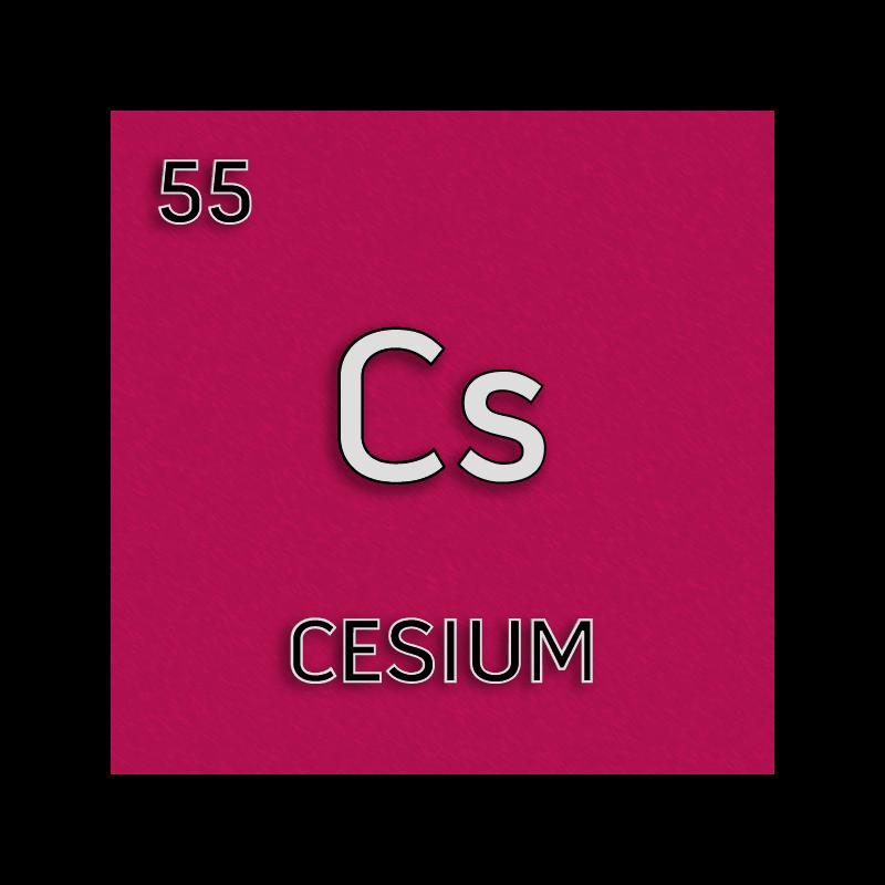 Cesium Color Images - Reverse Search