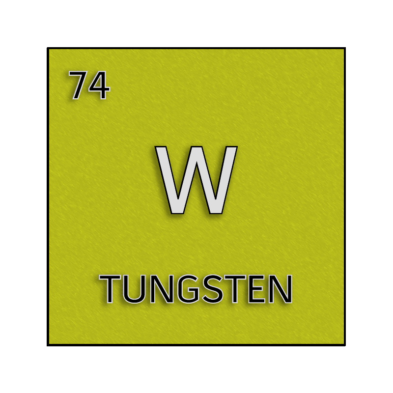 Periodic table periodic table symbol for tungsten - Tungsten symbol periodic table ...