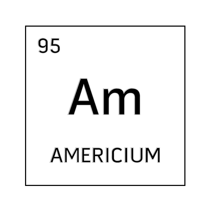 Images Of Americium Element Symbol Spacehero