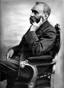 Alfred Nobel (1833 - 1896)