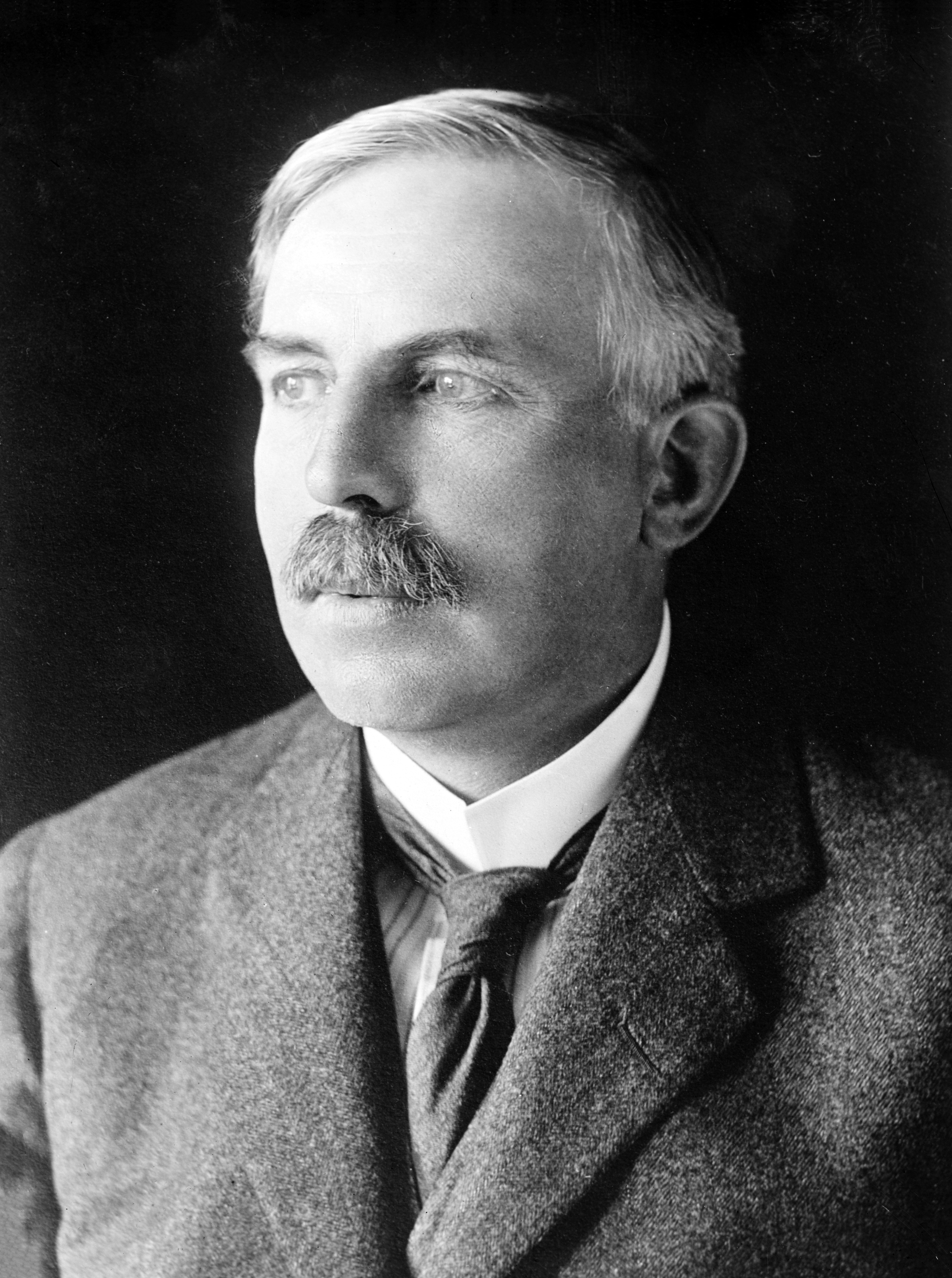 Lord Rutherford of Nelson (1871-1937) New Zealand physicist and Father ...